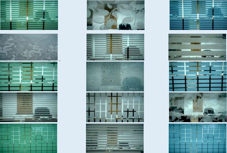 Декор стекол